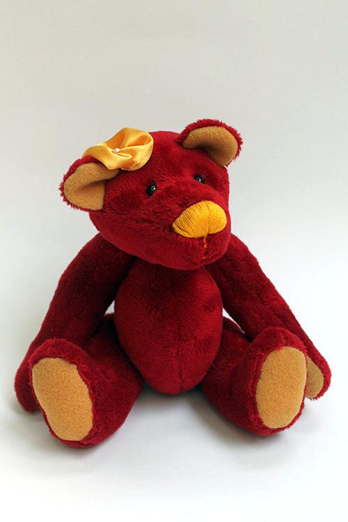 Мишка плюшевый Маша
