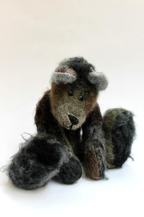 медведь плюшевый Потапкин