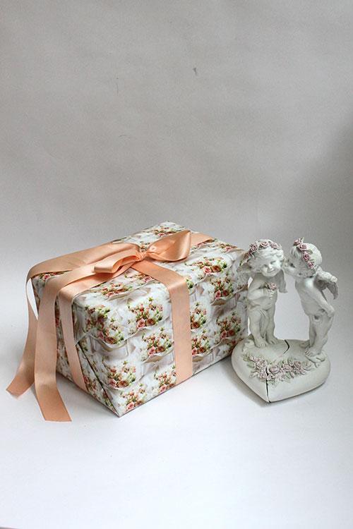 статуэтки Поцелуй в упаковке