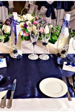 Classic Blue или Классический синий — тренд 2020 в свадебном оформлении!