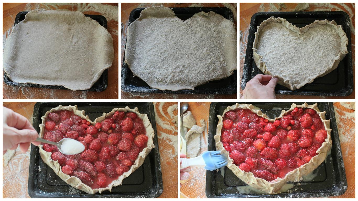кладем ягоды
