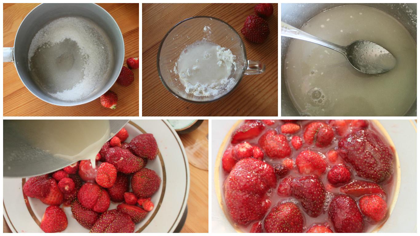 ягоды в сиропе