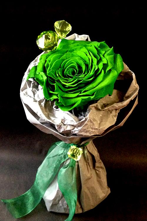 Букет из стабилизированной розы