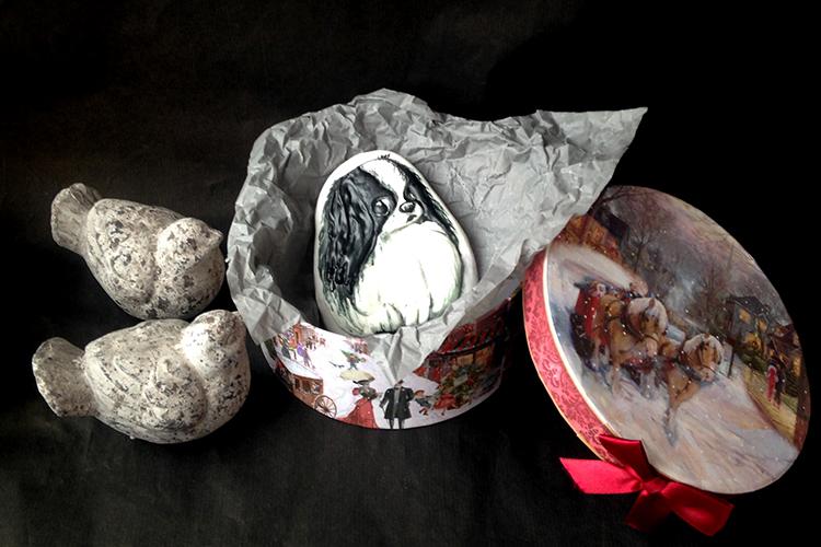 Имбирное печенье в подарок