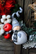 Рождественский венок – праздничное украшение.