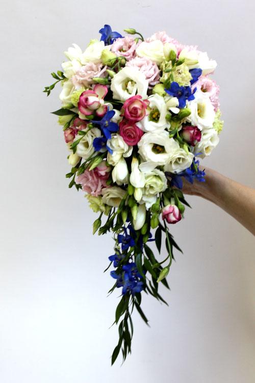 Букет невесты на свадьбу Мироновым