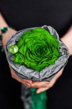 Как ухаживать за стабилизированной розой?