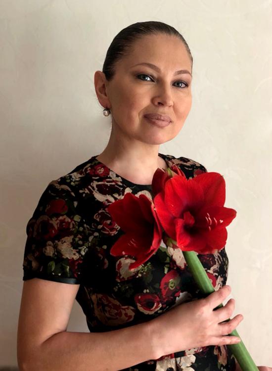 Амариллис -цветок любви и красоты
