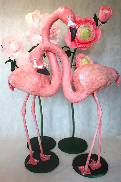Декор фламинго в прокат