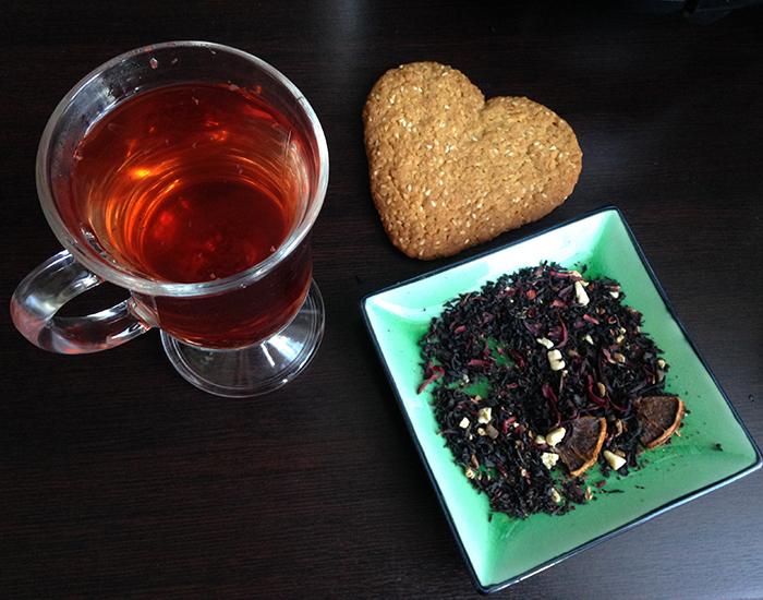 Альпийский глинтвейн полезный чай осенью