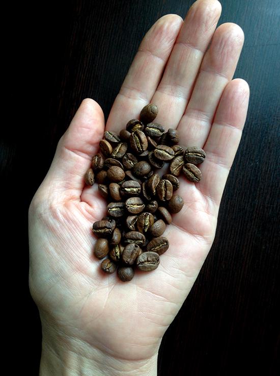 Зерна кофе Куба альтура