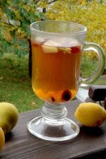 Чай осенью.
