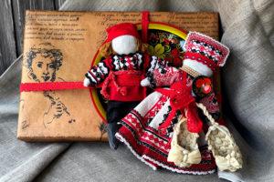 Русские куклы в подарок иностранцам