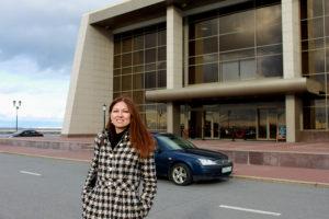 Здание Пресс центра в Константиновском дворце