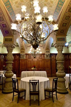 Ресторан во дворце Князя Владимира