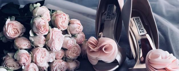 Свадьба в пудровых оттенках.