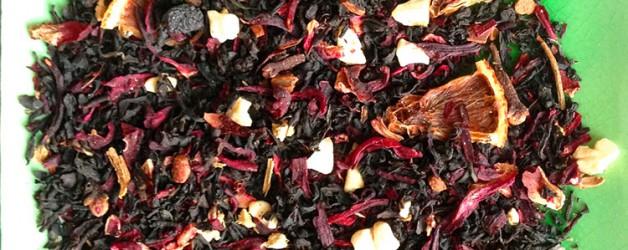 Чай «Альпийский глинтвейн».
