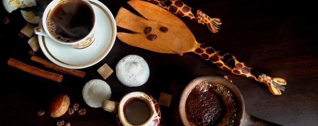 Кофе Кения АА в зернах жареный